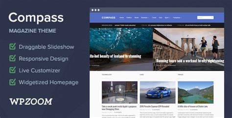 moodle themes for sale compass magazine theme for wordpress by wpzoom themeforest
