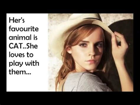 emma watson information top 10 facts about emma watson facts that you didn t know