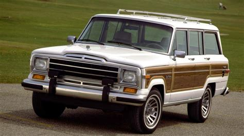 Jeep Wagonner Wagoneer Ho Jeep Confirms Return Of Legendary Suv Fox News
