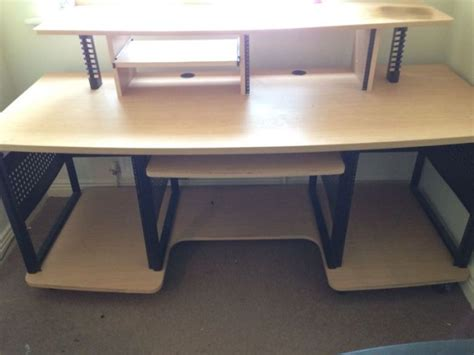 studio rack desk home studio producer station desk table racks for sale in