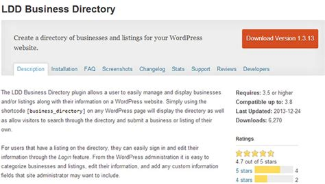 28 business directory template wordpress 20