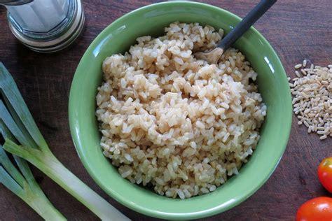 arroz integral como cocinar c 243 mo preparar arroz integral cocinarlo en su punto