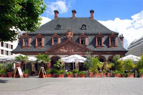 zeil cafe cafe hauptwache frankfurt innenstadt restaurant