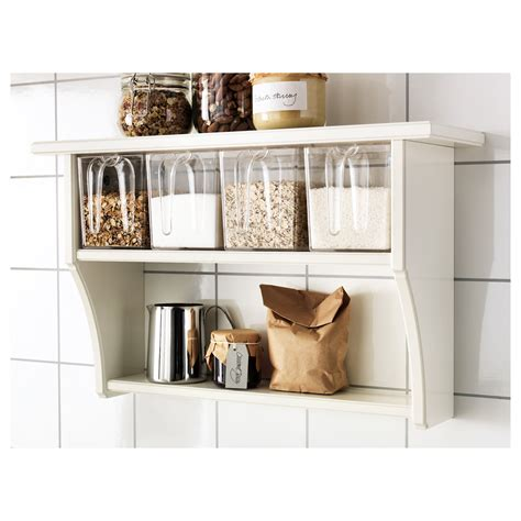 ikea kitchen shelves stenstorp wall shelf with drawers white 60x37 cm ikea