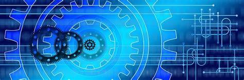 illustration binary digitization gears work