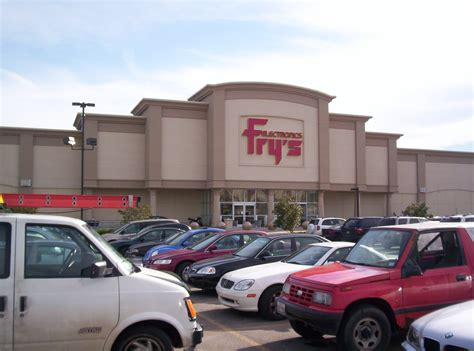 fry s file fry s electronics in downers grove illinois jpg
