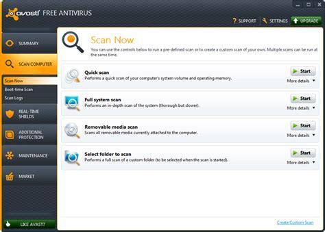 avast antivirus 4 8 home edition free download full version im 225 genes de avast 4 home edition