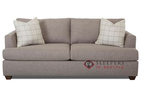 Savvy Sleeper Sofas by Customize And Personalize Jackson Fabric Sofa By