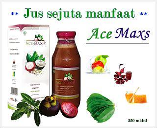 Dan Cara Minum Ace Maxs cara minum ace maxs sesuai dosis obat tradisional kaki gajah