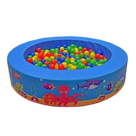Outdoor Pools by Deep Sea Round Ball Pool Implay