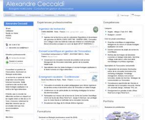 Réussir Un Entretien Skype by Resume Format Cv Enseignant En Biologie