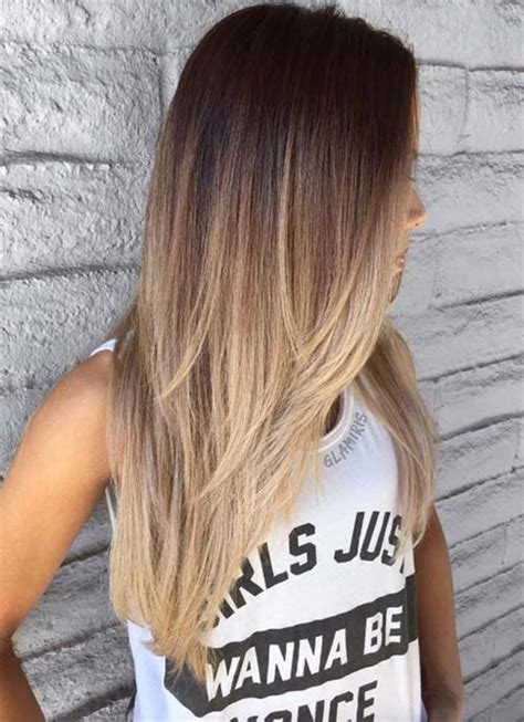 womens hairstyle ombre gradient hair coloring 101 layered haircuts hairstyles for long hair spring