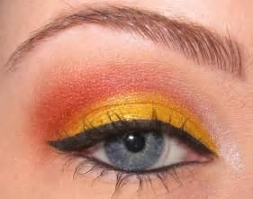 Eyeshadow Orange 18 best images about orange yellow eyeshadow looks on faced decay