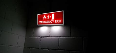 Lu Emergency Exit exit and emergency lights boynton safety services