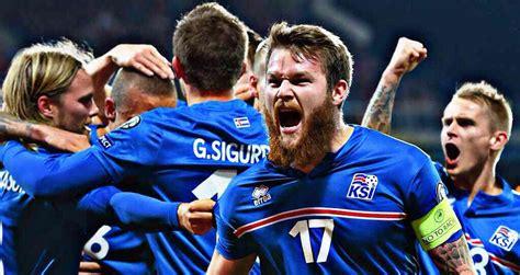 Islandia Mundial 2018 Mundial Rusia 2018 191 C 243 Mo Clasific 243 Islandia