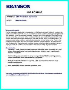 cnc machinist resume example - Cnc Machinist Resume Samples