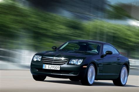Chrysler Crossfire Images by 2005 Chrysler Crossfire Conceptcarz