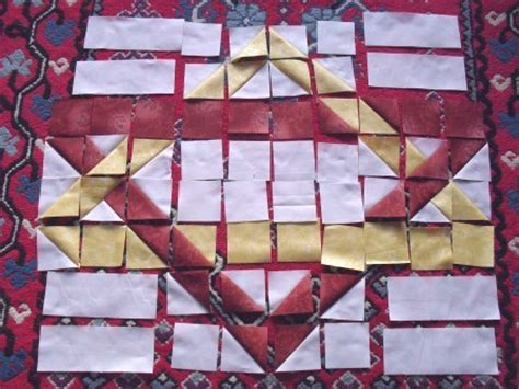 quilt pattern star of david star of david interlocking triangles ludlow quilt and sew
