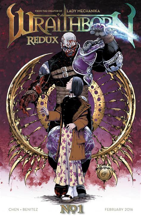 Mechanika Revised And Updated wraithborn redux 1 benitez productions
