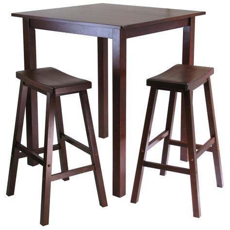 Table With Bar Stools by Pub Tables And Stools Homesfeed