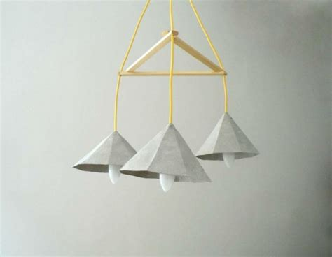Suspension Papier Design by Suspension En Papier Suspension Originale Suspension Design