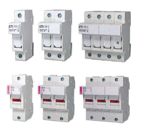 Limited Edition Din Rail Mounting Fuse Holder W L Rt18 32 X mini circuit breakers genesis automation