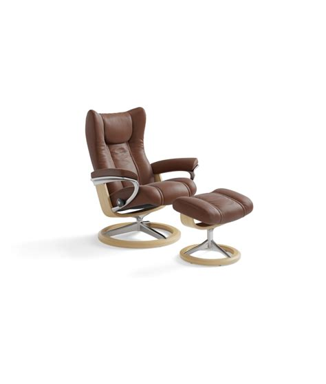 stressless wing recliner ekornes stressless 174 wing recliner forma furniture