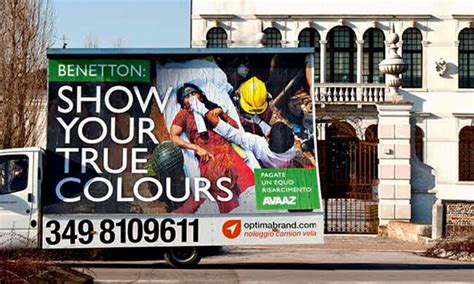 Will Mobiles Make Benetton Cool Again by Avaaz Our Victories