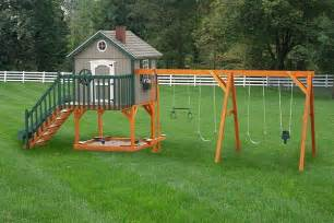 Backyard Play Structures Painted Swing Sets In Parkesburg Pa De Md Nj Ny