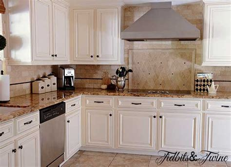 Update Kitchen Cabinets Updating 80 S Builder Grade Kitchen Cabinets Tidbits Twine