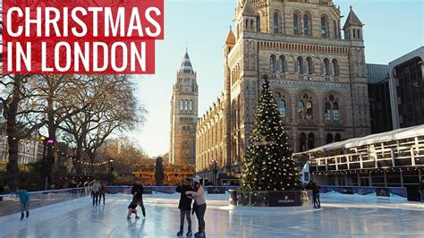 things to do in london during christmas youtube