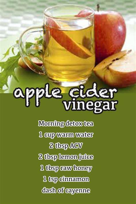 Detox With Apple Cider Vinegar Lemon Juice Honey And Cinnamon by 25 Best Ideas About Apple Cider Vinegar Detox On