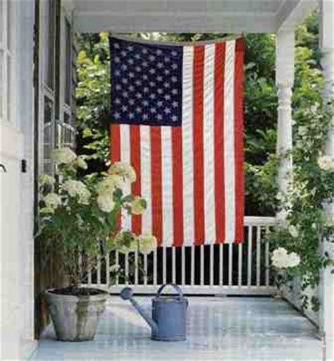 Porch Flags gumbo how do you fly your flag