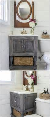 Small Bathroom Vanities 20 Gorgeous Diy Bathroom Vanities To Beautify Your Beauty