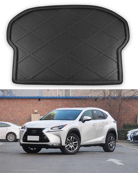 lexus cargo mat rear trunk tray cargo mat boot liner floor pad for lexus