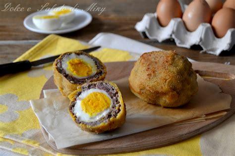 come si cucina un uovo sodo polpette con uovo sodo impanate e dorate