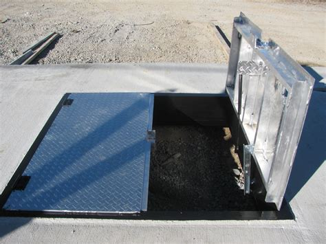 protection from the elements haggetts aluminum aluminum hatches give floor access safety from elements