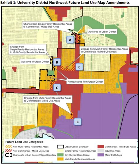 seattle zoning map pdf growing pains amid tech boom anxious seattleites clash