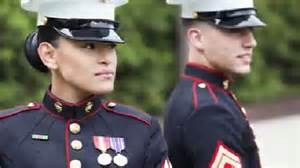 corps testing new female dress blues military com