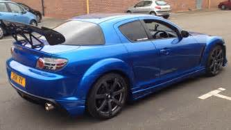 for sale modified mazda rx8 project car for a car club
