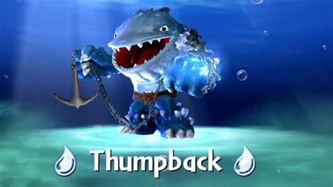 Skylanders Giants Thumpback skylanders giants thumpback unboxing review
