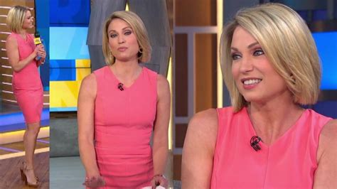 how much does amy robach earn amy robach 04 10 2017 youtube