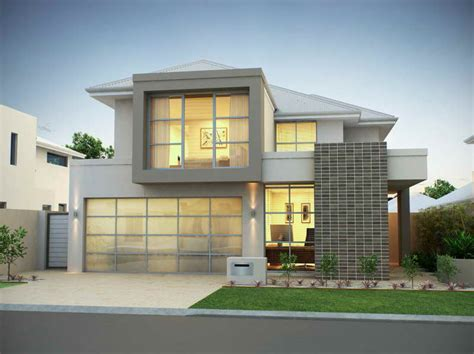 home design grey theme architecture modern house facade with grey paint theme