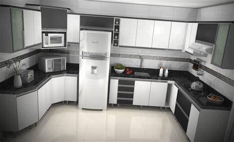 armario cozinha 12 arm 225 rios de cozinha planejado