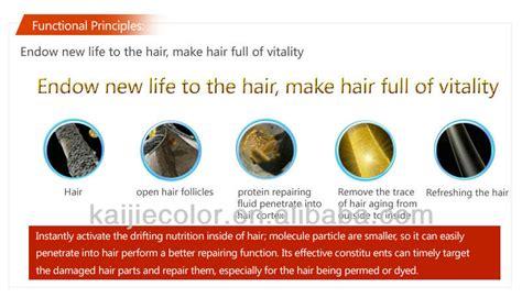private label and bulk for hair black natural hair locks qiansitan hair repairing liquid natural protein private