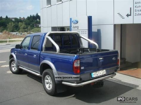 2006 ford ranger double cab xlt lim car photo and specs 2006 ford ranger double cab xlt lim car photo and specs