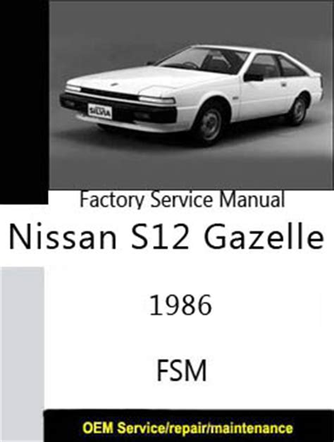 online auto repair manual 1992 nissan 300zx electronic throttle control 28 1986 nissan 300zx factory service manual download pdf 24520 1989 1992 nissan stanza