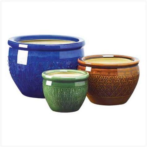Ceramic Pots Ceramic Pots Landscaping And Garden Maintenance In