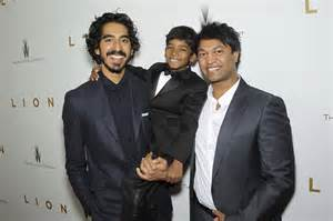 saroo brierley wife dev patel sunk his teeth into lion and didn t let go