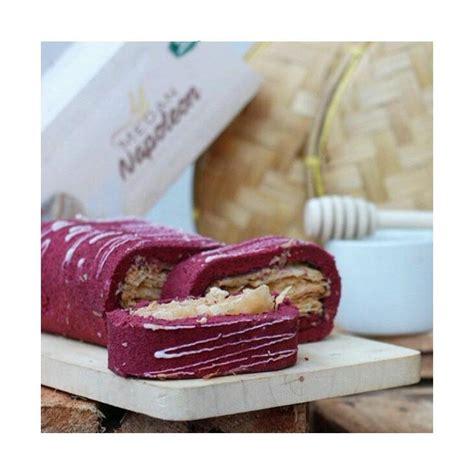blibli medan jual napoleon medan red velvet kue 800 g online harga